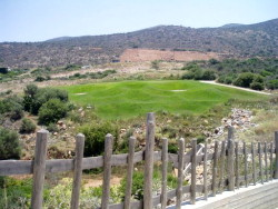 The Crete Golf Club - jamka č. 6